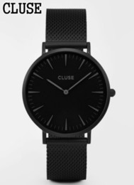 Wholesale necklaces pendants men - 2018 CLUSE MEN WOMEN SPORTS WATCH WATCHES