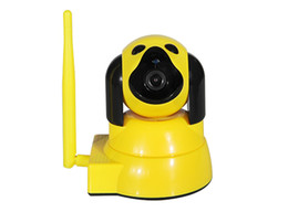 Wholesale Directed Surveillance - Hot Selling IP Camera Free Shipping WiFi Wireless Surveillance Security CCTV IPCam Pan Tilt 2 Way Audio Factory Direct