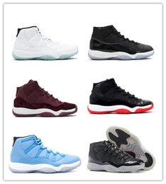 Wholesale Cheap Woman Boots - Cheap (11)XI Legend Blue Basketball Shoes Good Quality Men Sports Shoes Wholesale Women&mens Trainers Athletics Boots Retro 11 XI Sneakers