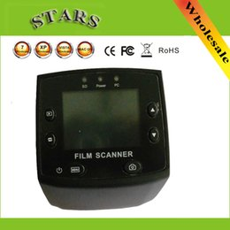 "Wholesale Digital Film Converters - Wholesale-2015 New 5MP 35mm USB Negative Film Slide Viewer Scanner 2.4""LCD Digital Color Photo Film Converter Slide Scanner ,free shipping"