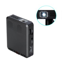 Wholesale Holographic Displays - S30 China Hot Selling 4K Short Throw 3D Holographic Display Projector 1080P LED Projetor With Rich Interfaces