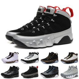 Wholesale Retro Doernbecher - [With Box]air retro 9 mans Basketball Shoes Cool Grey Black White Red Anthracite Barons The Spirit doernbecher 2010 release retro IX Sneaker