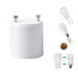E27 schraubensockelhalter online-GU24 bis E26 / E27 LED Lampensockel Lampenfassung Adapter Sockel Konverter Schraubfassung Adapter Feuerfest