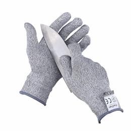 Guanti di sicurezza con fibbia in acciaio inox resistente ai tagli al guanto cucina cucina macellaio abbigliamento da taglio taglio guanto da lavoro da fibbia di guanti fornitori