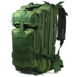 Wholesale Outdoor Military Travelling Bag - 2016 Men Women Outdoor Military Army Tactical Backpack Trekking Sport Travel Rucksacks Camping Hiking Trekking Camouflage Bag