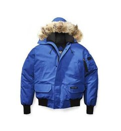 Wholesale Men Best Down Jackets - best selling new outdoor brand Canadian warm and thick men short Body repair down jacket S-XXL