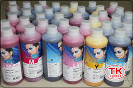 Wholesale Ink Bottle Epson - High quality 1000ml per Bottle Dye-based Inkte Ink for Heat Press Machine and T-shirt,Ink EspeciallyUuse for Epson Series Printer