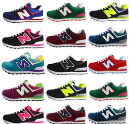 Wholesale Band Lighting - New Fashion Stan Shoes Smith Sneakers Casual Men's or Women's Sport Shoes Running Shoes White and Green Blue Pink Size 36-48