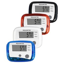 100pcs podomètre Design Mini Numérique LCD Run Étape Marche Saine Distance Sport Passometre ? partir de fabricateur