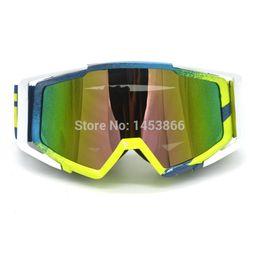 Wholesale Motocross Glasses - motocross helmet goggles Grafitti moto cross dirtbike motorcycle helmets goggles glasses skiing skating eyewear