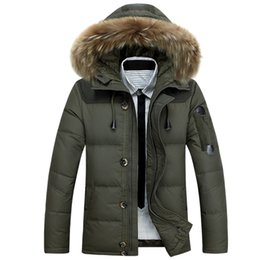 Wholesale Coat Clearance - AFS JEEP down jacket male thickening of cultivate one's morality short season clearance authentic winter coat battlefield 2015 JEEP men's cl