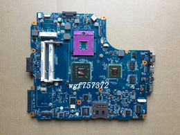 Wholesale Vaio Notebooks - For Sony VAIO VGN-NW Intel Laptop Motherboard s478 M851 MBX-217 A1747079A PM45 DDR3 Notebook Systemboard
