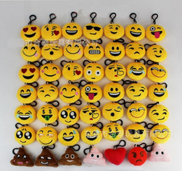 Deutschland 27 Art Emoji spielt für Kinder Emoji Keychains Mischemoji Keyrings Beutelanhänger 6 * 6cm b390 Versorgung