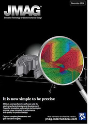 Wholesale Analysis Software - JMAG-Designer14   16 Japan's research on electromagnetic field finite element simulation motor design analysis software