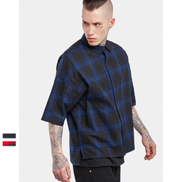 Checked Cotton Shirts For Mens Online Wholesale Distributors ...