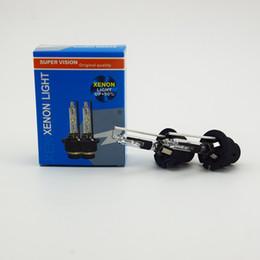 Wholesale D4r Xenon - Promotion 2PCS High Power Car Xenon D4R hid bulbs Super Bright Auto 35W D4R Hid Xenon Bulb High Power 35W D4R Xenon bulbs