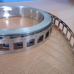 Wholesale Nickel Rechargeable Batteries - Batteries Packs Free Shipping 18650 pure strip 18650 cell nickel tape 0.15*27*5000mm nickel belt used for 18650 battery holder
