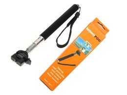 Wholesale Gopro Extendable - Z07-1 Monopod Extendable Handheld Selfie Stick Monopods without Holder for Digital Camera Gopro Camera & Cell Phone