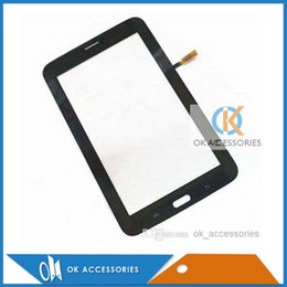 Wholesale Digitizer Galaxy Mini - Wholesale For Samsung Galaxy Tab 3 Lite T111 Touch Screen Touch Screen Digitizer