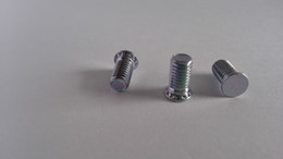 wholesale rivet nut UK - 10pcs*1000 Round Head Pressure Riveting Screw, FH-M4 Non-Standard Parts Can Be Customized, Manufacturers Direct Sales,A lot of Inventory