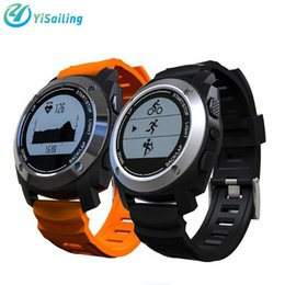 Wholesale Gps Tracker Watch Times - YiSailing S928 Real-time Heart Rate Tracker GPS Smart Watch Air Pressure Environment Temperature Height Sports Waterproof Watch