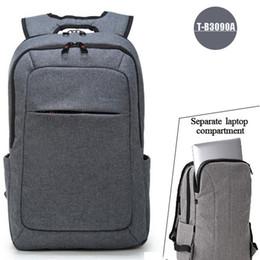 Wholesale Notebooks 15 - 2017 Tigernu Men's Backpacks Anti-thief Mochila for Laptop 14-15 Inch Notebook Computer Bags Men Backpack School Rucksack