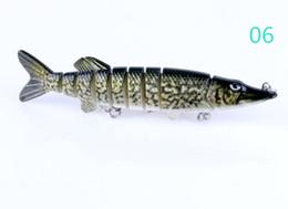 Морские собаки онлайн-1 шт. Multi-Fish Большой Игры Topwater Рыболовные Приманки Воблер Бионическая Собака Рыба Твердые Искусственные Приманки Рыболовные Снасти Крючки, Песка