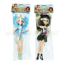 Wholesale Toys Sold China - Tinker bell and pirates barbie fairy 10-inch joints are manufacturers selling activities