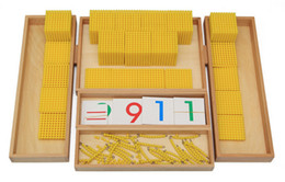 Wholesale Bank Sets - Wholesale- New Montessori Baby Toys Bank Game Set Maths Baby Educational Toys Baby Gifts