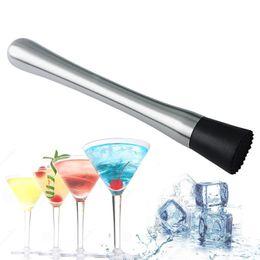 Limón diy online-Bar Pound Sticks Lemon Cocktail Stick Triturado Profesional Barware DIY Bebida Fruit Bartender Bar Portátil Nueva Llegada 7 kn I