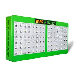 Wholesale Led Reflector Lamp - MarsHydro Reflector 480W LED Grow Light Full Spectrum Lamp+Growth&Bloom Switches, Indoor Led Grow Light For Vege Flowerin
