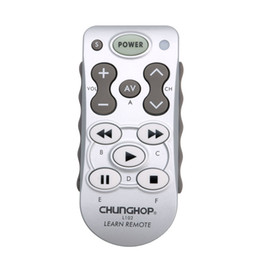 Wholesale universal vcd - Wholesale- 1 PC Universal Mini Smart Remote Control Controller Learn Function For TV DVD CBL VCD