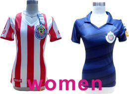 Wholesale Football Specials - WOMEN Chivas de Guadalajara Special Football Shirt Retro classic 2008 camisetas de futebol A PULIDO E LOPEZ 07 08 WOMEN Soccer Jersey