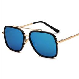 Wholesale Pcs Beams - Sunglasses for women Fashion new girl sun glasses dress Party Casual UV400 PC plastic Vintage drive travel dark glasses Goggle Double beam