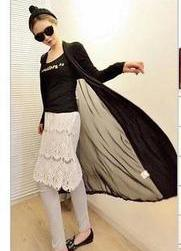 Wholesale Open Flare - Wholesale- 2017 Free Shipping blouses chiffon for women Full Length Long Sleeve Open Maxi Cardigans Outwear See Though Style Shirt