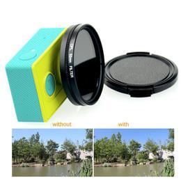 Wholesale Wholesale Circular Polarizing Filter Lens - Wholesale- Xiaomi Yi action camera 52mm CPL lens Filter Circular Polarizing Filters For Xiaomi yi Camera Lens Protector