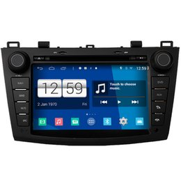 Wholesale Gps Dvd Player Mazda - Winca S160 Android 4.4 System Car DVD GPS Head Unit Sat Nav for Mazda 3 ( 2010 - 2013 ) with Wifi Radio Tape Recorder