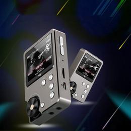 tonos de pantalla Rebajas Al por mayor-2016 Aigo MP3-105 Portable Lossless Hifi reproductor de música 8G con pantalla TFT 24bit / 192K EQ Audio Reproductor de MP3 ajustable