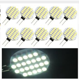 Wholesale G4 24smd - 100X Led Marine Boat Camper G4 9SMD 15SMD 24SMD 27SMD Home Reading Light Bulbs Light Energy Saving Corn Lamp