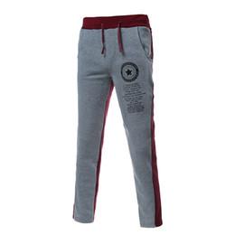 Wholesale Men Trousers Wholesale - Wholesale- Mens Joggers 2017 Brand Male Trousers Men Pants Casual Pants Sweatpants Jogger Black XXXL WYD