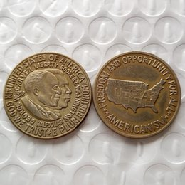 Wholesale Hot Washington - HOT SELLING 1952 Washington Carver Commemorative Half Dollar Free shipping Cheap Factory Price nice home Accessories Silver Coins