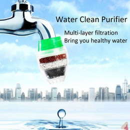Wholesale Carbon Water Purification - Carbon Home Household Kitchen Mini Faucet Tap Water Clean Purifier Filter Filtration Cartridge 2 Size
