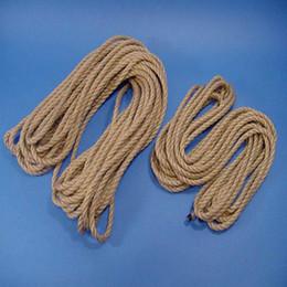 Wholesale Sex Tie Rope - Shibari Kinbaku Bondage Sex Hemp Rope Lady Slave Role Restraint Art Beautiful Tie