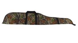 Wholesale Carrying Bag Rifle Case - Tourbon Tactical Gun Bag Heavy Duty Tactical Gun Slip Camo Carry Bag Rifle Case for Hunting142CM