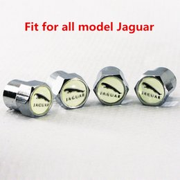 Wholesale Wheel Air Dust Cap - NEW 4PCS Fit For Jaguar SUBARU Citroen Pontiac Romeo Lexus lotus CADILLAC Wheel Tyre Tire Valve Air Dust Cover Caps