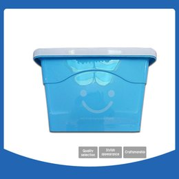 Wholesale Cute Chinese Toys - Storage Boxes New environmentally friendly plastic Storage Bins clothes Kids Room Toys Storage Boxes Multicolor Fashion cute