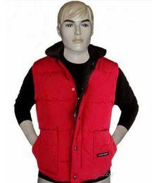 Wholesale Men Winter Vests - Free shipping Brand winter jacket Mens FreeStyle Vest Goose Vest Down Vest Down jacket 5 color