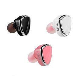 Wholesale Oppo Cell - HOCO E7 Stereo Headset Bluetooth Earphone Headphone Mini V4.1 Wireless Bluetooth Handfree Universal For iPhone Samsung Galaxy Sony OPPO