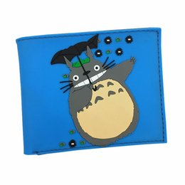 Wholesale Pvc Price Holder - Wholesale- New Arrival Cartoon Wallet Totoro   Contra  Turtles PVC High Quality Purse Drop Shipping Whole Sale Price