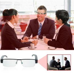 Wholesale Dvr Camera Glasses V13 - High Quality HD 1920*1080P Mini Glasses Hidden Camera Security DVR Video Recorder Eyewear Spy Cam V13
